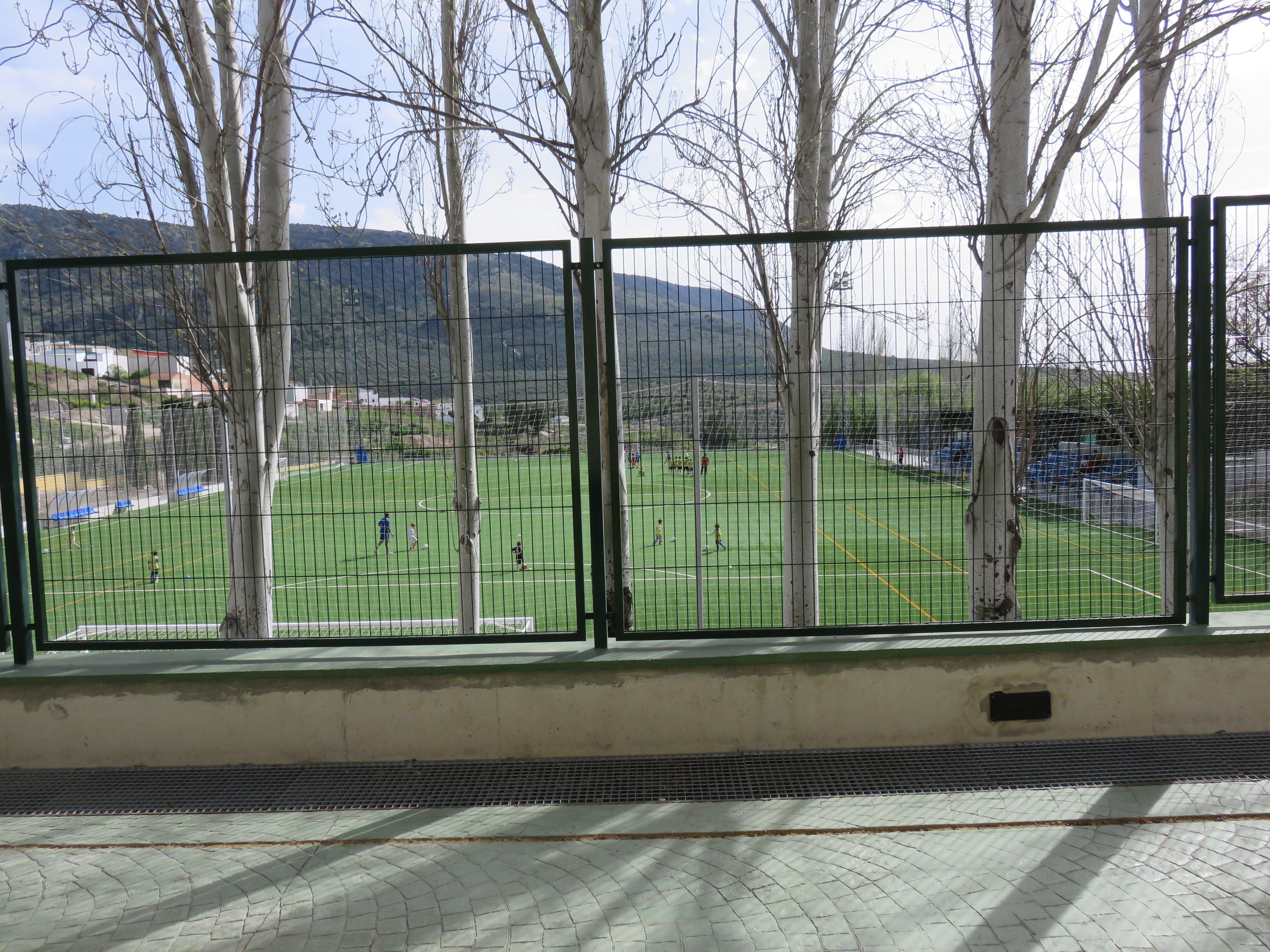 Campo de f tbol alcalde juli n montes delegaci n de - Fotos de dona mencia ...